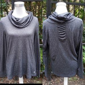 4/$20🥳 Hyba cowl neck top size M